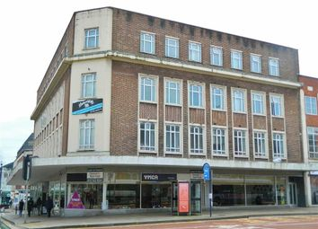 Thumbnail 1 bedroom flat for sale in Portland House, 58-60 The Kingsway, Swansea
