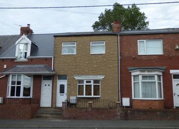 Thumbnail 3 bed terraced house to rent in Houghton Road, Hetton-Le-Hole, Houghton Le Spring