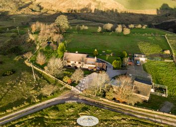 Thumbnail 4 bed farmhouse for sale in Brandside, Buxton