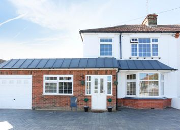 Thumbnail 4 bedroom semi-detached house for sale in Ramsgate Road, Broadstairs