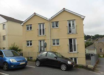 Thumbnail 2 bed flat to rent in Sparnon Close, Redruth