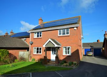 Thumbnail 4 bed detached house for sale in Bowey, Okeford Fitzpaine, Blandford Forum