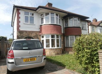 Thumbnail 3 bed semi-detached house to rent in Gander Green Lane, Sutton