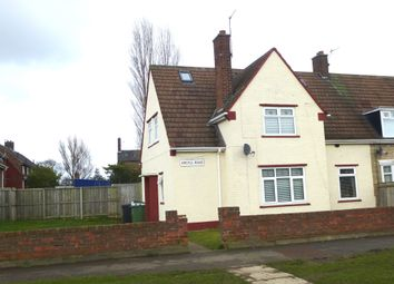 Thumbnail 3 bed end terrace house for sale in Argyll Road, Rossmere, Hartlepool