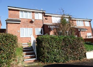 Thumbnail 1 bed terraced house to rent in Stoke Valley Road, Exeter