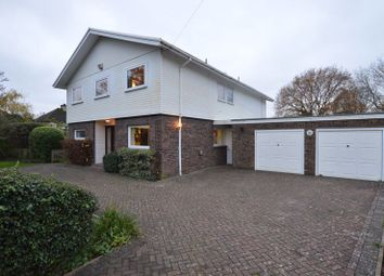 Thumbnail 5 bed detached house for sale in Hillview Road, Hatch End, Pinner