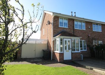 Thumbnail 2 bed semi-detached house for sale in Kiln Close, Combwich, Bridgwater