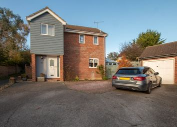 Thumbnail 3 bed detached house for sale in Tiberius Close, Haverhill