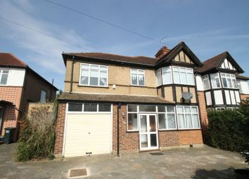 Thumbnail 4 bedroom semi-detached house to rent in North View, Eastcote, Middlesex