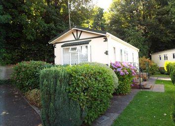 Thumbnail 1 bedroom mobile/park home for sale in Heath Park, Ball Lane, Coven Heath, Wolverhampton