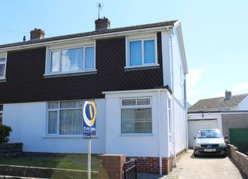 Thumbnail 3 bed semi-detached house for sale in Windmill Lane, Llantwit Major
