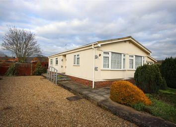 Thumbnail 2 bed detached bungalow for sale in The Orchards Park, Ruskington, Sleaford, Lincolnshire