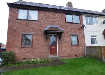 Thumbnail 3 bed semi-detached house for sale in Burnett Road, Carlisle, Cumbria