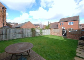 Thumbnail 4 bedroom semi-detached house for sale in Warkworth Woods, Gosforth, Newcastle Upon Tyne