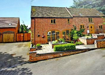 Thumbnail 4 bed barn conversion to rent in Vicarage Road, Napton