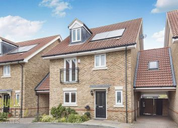 Thumbnail 5 bed detached house for sale in Savoy Grove, Hornchurch