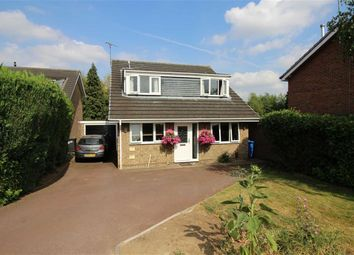Thumbnail 4 bed detached house for sale in Lambourn Drive, Allestree, Derby