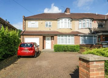 Thumbnail 4 bed semi-detached house for sale in Pinner Hill Road, Pinner