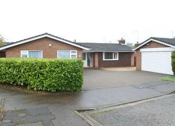 Thumbnail 3 bed detached bungalow for sale in Meggan Gate, Longthorpe, Peterborough, Cambridgeshire