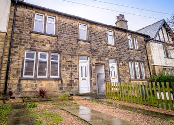 3 bed terraced house for sale in Myrtle Grove, Huddersfield HD3
