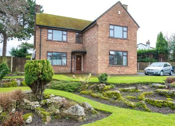 Thumbnail 4 bed detached house for sale in Junction Lane, Burscough, Ormskirk