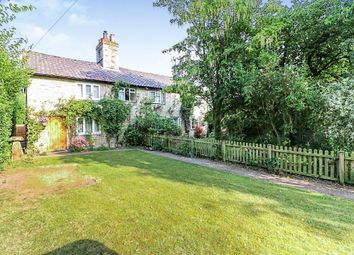 Thumbnail 3 bedroom cottage for sale in Back Street, Garboldisham, Diss