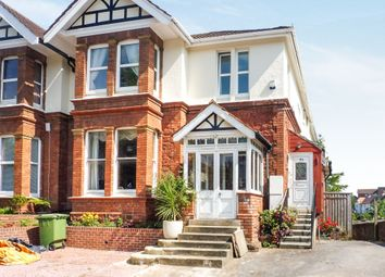 Thumbnail 3 bedroom maisonette for sale in Elmsleigh Park, Paignton