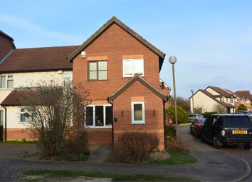 Thumbnail 3 bed detached house to rent in Mithras Gardens, Wavendon Gate, Milton Keynes, Buckinghamshire