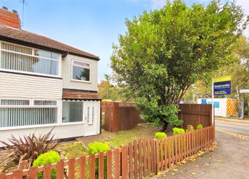 Thumbnail 3 bed end terrace house for sale in Chamberlain Road, Hull, East Yorkshire