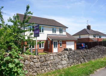 Thumbnail 4 bed detached house for sale in Bishopstone Road, Stone
