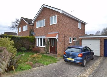 Thumbnail 3 bed detached house for sale in Bunkers Hill, Newbury, Berkshire
