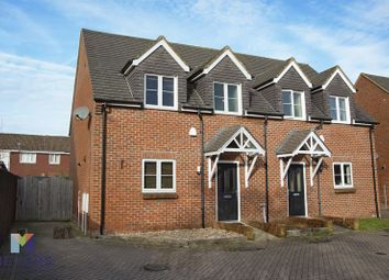 Thumbnail 3 bed semi-detached house for sale in Ensbury Gardens, Ensbury Park