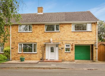 Thumbnail 4 bed semi-detached house for sale in Upton Close, Abingdon