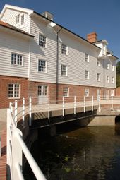 Thumbnail 2 bed flat to rent in Rushbrook Mill, Bramford