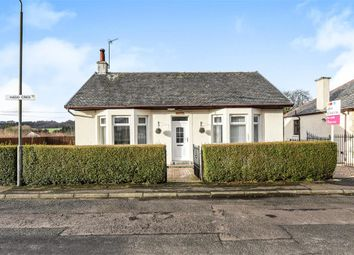 Thumbnail 3 bed bungalow for sale in Hagg Crescent, Johnstone