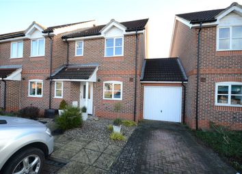 Thumbnail 3 bed semi-detached house for sale in Coniston Close, Woodley, Reading