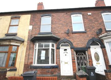 Thumbnail 3 bedroom terraced house to rent in Bloxwich Road, Walsall