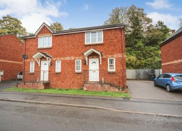 Thumbnail 2 bed semi-detached house for sale in Windward Road, Torquay
