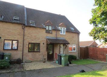 Thumbnail 2 bed detached house to rent in Lanham Gardens, Quedgeley, Gloucester
