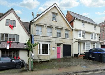 Thumbnail 5 bed terraced house for sale in Kingsbury Street, Marlborough, Wiltshire