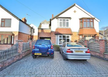 Thumbnail 4 bed semi-detached house for sale in Goodes Lane, Syston, Leicestershire