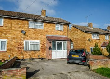 Thumbnail 3 bed end terrace house for sale in Baddeley Close, Stevenage, Hertfordshire