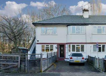 Thumbnail 2 bed maisonette to rent in Station Avenue, West Ewell, Epsom