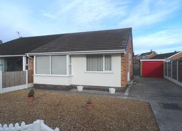 Thumbnail 2 bed semi-detached bungalow for sale in Beechfield Avenue, Preesall, Poulton-Le-Fylde