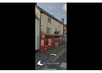 Thumbnail 1 bed flat to rent in Cowick Street, Exeter