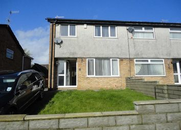 Thumbnail 3 bed semi-detached house to rent in Maes-Y-Drudwen, Caerphilly