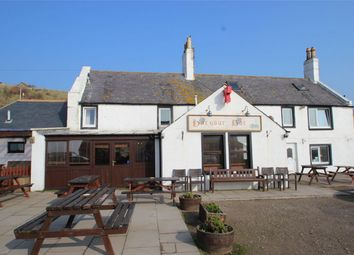 Thumbnail Commercial property for sale in Harbour Bar, William Street, Gourdon, Montrose, Aberdeenshire