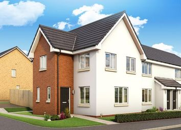 "Thumbnail 3 bed property for sale in ""The Fyvie At Baxterfield, Hill Of Beath"" at Torbeith Gardens, Hill Of Beath, Cowdenbeath"