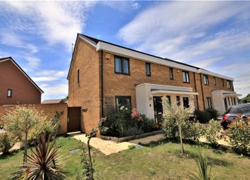 Thumbnail Semi-detached house to rent in Turnstone Close, East Tilbury, Essex