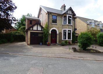 Thumbnail 5 bed detached house for sale in New Road, Orton Waterville